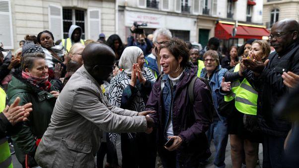 مقررة خاصة بالأمم المتحدة: فرنسا تنتهك حقوق المشردين