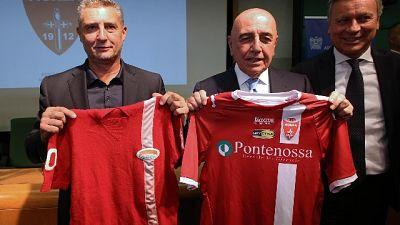 Galliani, obiettivo Monza resta serie B