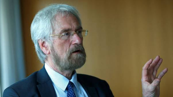 ECB happy with market's rate expectations - Praet