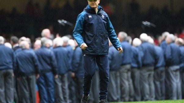 XV de France: Joe Schmidt était l'option N.1 de Laporte