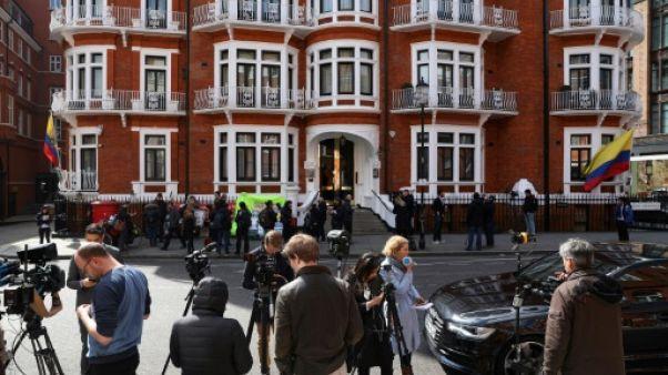 """""""Quel soulagement !"""" Les ex-voisins d'Assange soufflent"""