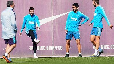 Barcellona: Valverde sceglie turn-over