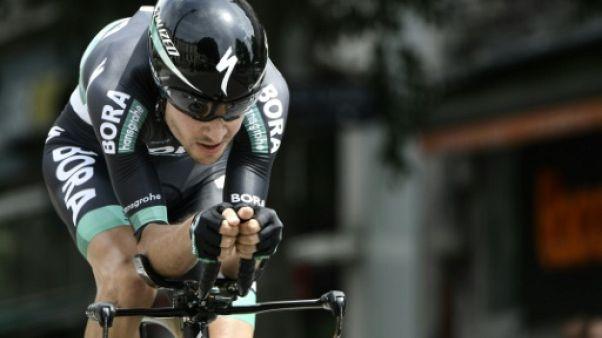 Tour du Pays basque: coup double pour Buchmann, nouveau leader