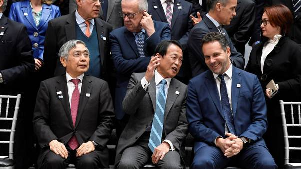 G20 agrees on need for timely action as global economic risks rise