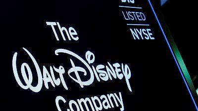 Disney hits record on streaming plans; Netflix slips