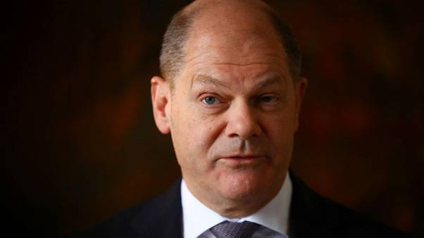 Germany's Scholz: Protectionism is not the answer
