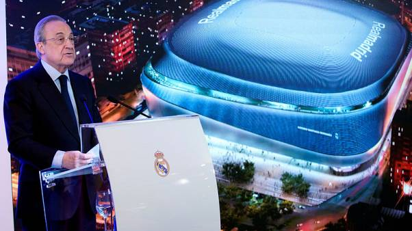 Real Madrid secure financing to remodel Bernabeu stadium