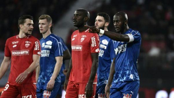 """Ligue 1: la LFP """"va étudier les suites judiciaires à donner"""" aux """"insultes racistes"""" pendant Dijon-Amiens"""