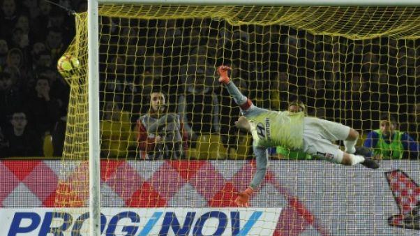 Ligue 1 : Lyon, battu 2-1 à Nantes, concède une troisième défaite de suite