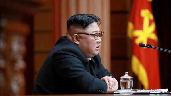 North Korea's Kim Jong Un gives U.S. to year-end to become more flexible