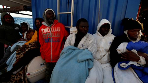 Four EU countries to take rescued migrants after Med standoff