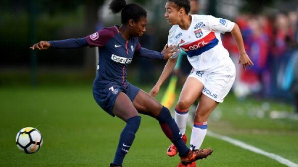 """Lyon-PSG, """"finale"""" de rêve pour le foot féminin français"""