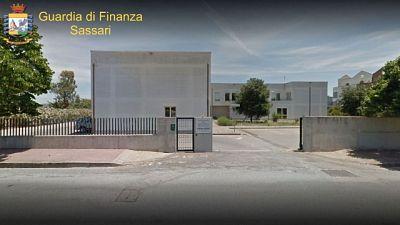 Consorzio industriale Sassari,2 indagati