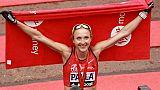 """Paula Radcliffe: l'antidopage pour protéger les athlètes propres mais aussi """"le public"""""""