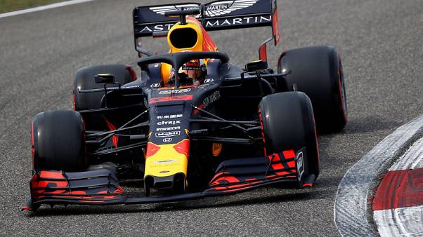 Verstappen lets rip after missing out on final qualifying lap