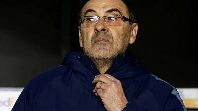 Normal for title-chasing Liverpool to feel heat - Chelsea's Sarri