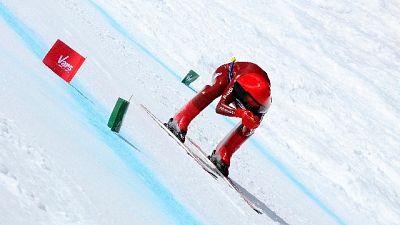 Origone vince 11/a cdm speed skiing