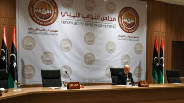 Libye: le Parlement basé dans l'est s'installe à Benghazi