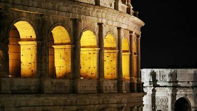 Colosseo: rinnovato l'impianto luci