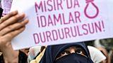 De plus en plus de peine de mort dans l'Egypte de Sissi