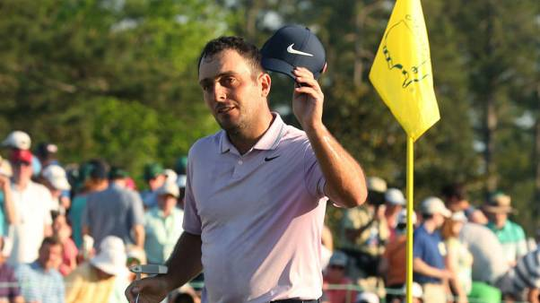 Molinari and Woods renew majors battle for Green Jacket