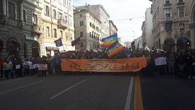 Migranti: Trieste dice 'no' al razzismo