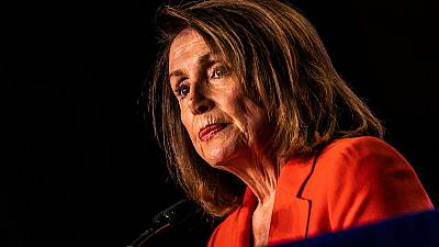 Pelosi slams Trump over attack on Muslim congresswoman using 9/11 images