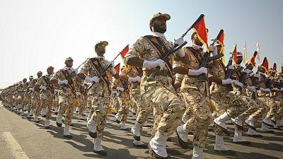 Iraqi militias reject U.S. naming of Iran's Guards as terrorist group