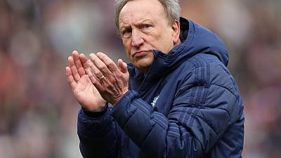 Warnock watches his words after another 'kick in the teeth'
