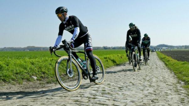 Paris-Roubaix: retour à la poussière