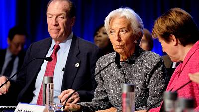 'Large' IMF majority on Venezuela leader issue needed - Lagarde