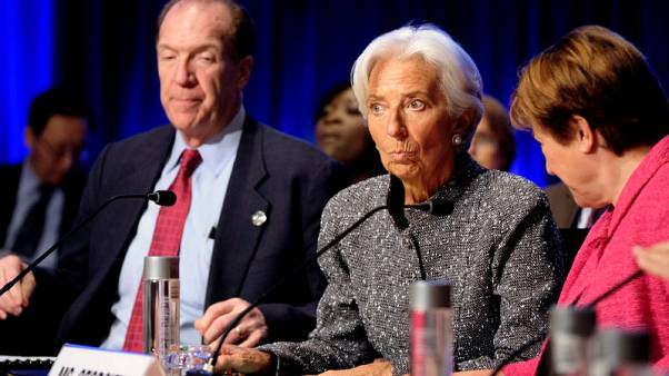 'Large' IMF majority on Venezuela leader issue needed - Lagarde