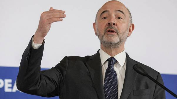 Euro zone budget likely to play stabilising role - Moscovici
