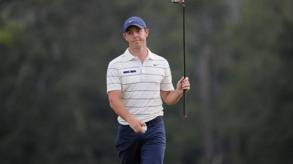 McIlroy's grand slam bid on life support at Masters