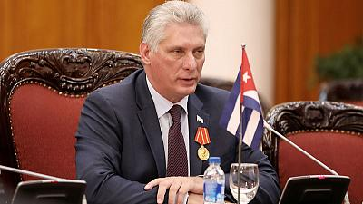 Cuban president calls for strengthened defences, economy in response to Trump threats
