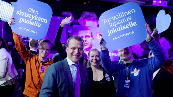 Finnish Social Democrats score first in advance voting in election