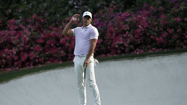 Koepka comfortable to be in chasing pack at Masters