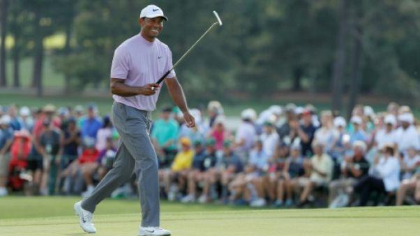 Masters d'Augusta: Tiger Woods peut redevenir un joueur majeur