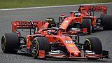 Binotto, scelta giusta favorire Vettel