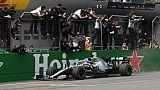 GP de Chine: Hamilton (Mercedes) gagne et prend la tête du Championnat