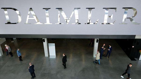 German motor authority probes more Mercedes emissions software - Bild