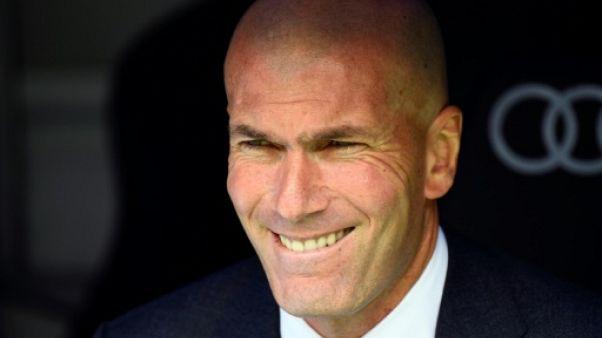 Zidane réservé sur la réforme de la Ligue des champions