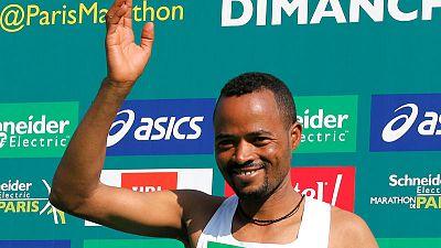 Milaw wins Paris marathon to prevent Lonyangata hat-trick