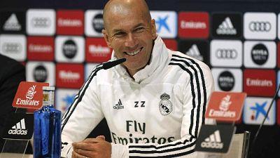 """Zidane """"Real farà cambiamenti,CR7 è uno"""""""