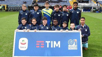Junior Tim Cup fa tappa a Genova