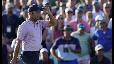 Golf: Masters, Molinari allunga