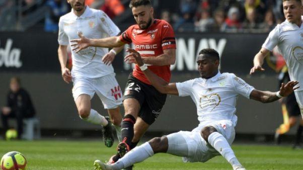 L1: l'Europe s'éloigne pour Rennes, neutralisé par Nice