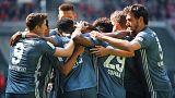 بايرن يفوز 4-1 على دوسلدورف ويستعيد الصدارة