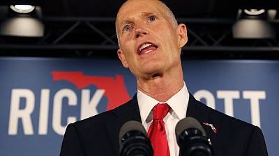 Trump may be trying to make everyone 'crazy' with sanctuary cities threat - Sen. Rick Scott