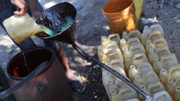Row with U.S. energy trader worsens Haiti's fuel crisis